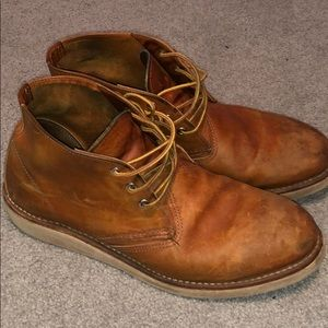 703ed1a7d8f Red Wing Heritage WORK CHUKKA STYLE NO. 3140